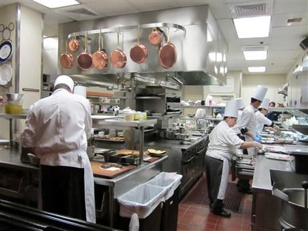 Cách lựa chọn mua thiết bị cho bếp ăn Nhà Hàng?