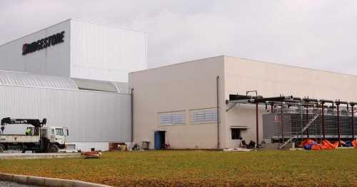 Lắp đặt hệ thống bếp công nghiệp 1500 suất nhà máy sản xuất lốp ô tô Bridgestone