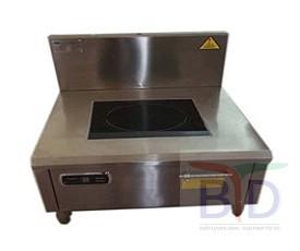 Bếp từ đơn công nghiệp mặt phẳng 8kw
