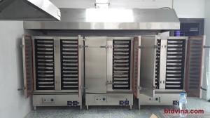 Cung cấp bếp ăn công nghiệp cho nhà máy, xí nghiệp...