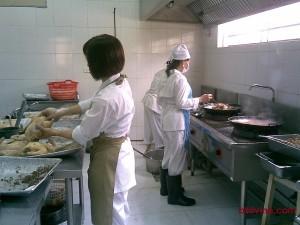 Cung cấp bếp ăn công nghiệp cho trường học từ 300_500 học sinh