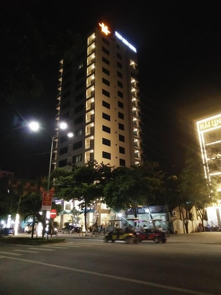 Mô hình giặt là công nghiệp tiêu chuẩn Châu Âu cho khách sạn 3 sao_ Cửa Lò, Nghệ An