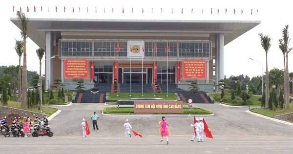 Lắp thiết bị bếp công nghiệp cho Trung tâm hội nghị tỉnh Cao Bằng