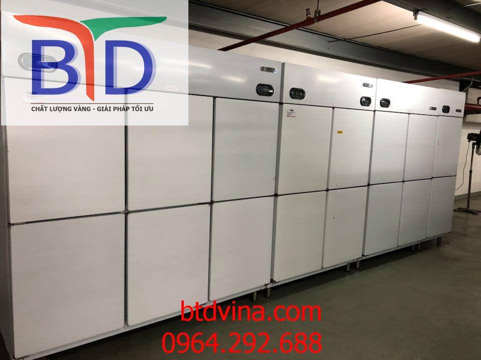 Tại sao nên chọn tủ lạnh thương hiệu Berjaya trong khu bếp công nghiệp?