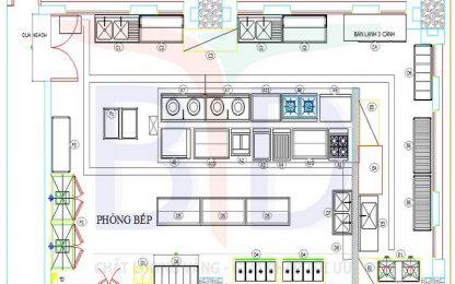 Quy trình Setup Một Khu Bếp Công Nghiệp hoàn hảo