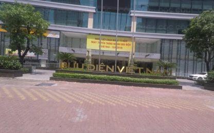 Lắp đặt hệ thống bếp công nghiệp cho bưu điện Việt Nam