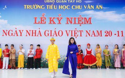 Hệ thống bếp công nghiệp cho trường tiểu học Chu Văn An- Hà Nội