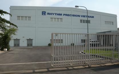 Lắp đặt thang máy tải hàng 1,5 tấn cho nhà máy Rhythm Precision