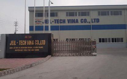 Lắp đặt thang tời thực phẩm 300 kg- 2 stops tại khu công nghiệp