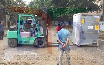 Mô hình giặt là công nghiệp tiêu chuẩn Châu Á cho khách sạn 3 sao