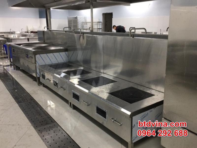 bếp điện từ công nghiệp