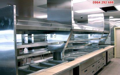 Bảng báo giá Bếp Á Công Nghiệp tháng 7/2021
