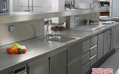 Báo giá Thiết bị bếp Công Nghiệp 7/2021