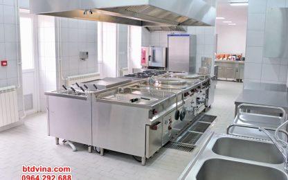 Báo giá hệ thống hút mùi bếp công nghiệp tháng 9/2021