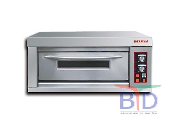 Lò nướng bánh 1 tầng dùng gas BJY-G60-1BD