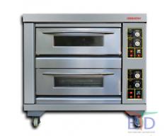 Lò nướng bánh 2 tầng dùng gas BJY-G120-2BD